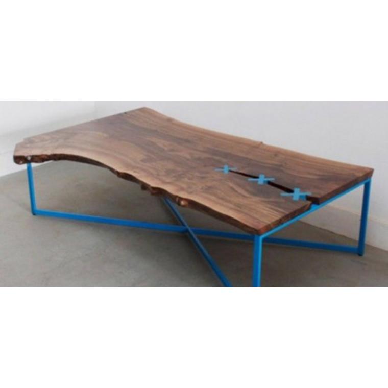 Журнальный стол из слэба Fillet