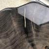 Журнальный стол Neros из поперечного спила тополя