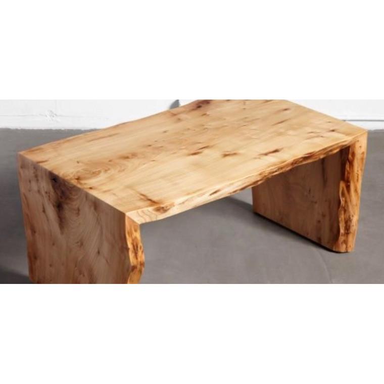 Журнальный стол из слэба Broboo
