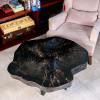 Журнальный стол Telarros из фигурного спила тополя