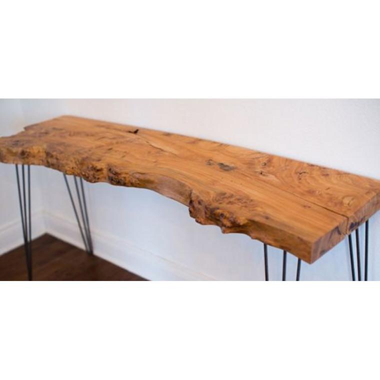Консольный столик из слэба Enfalo