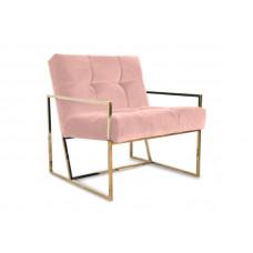 Кресло из бархата Valloure