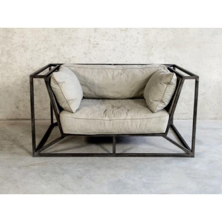 Кресло из ткани Artiser