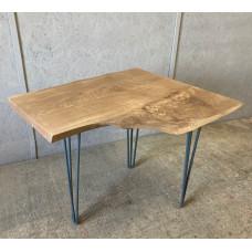 Обеденный стол Veronti из цельного спила дуба
