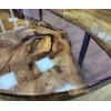 Стол в переговорную Overano с фиолетовой заливкой