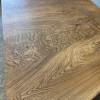 Обеденный стол Metony из цельного спила дуба