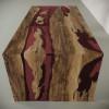 Обеденный стол река из слэбов граба Farsaw C11