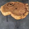 Журнальный столик Legno 03 из поперечного слэба